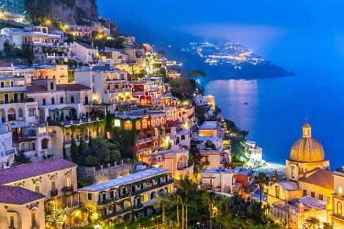 Positano. Wedding Planner in Amalfi Coast and Puglia. Mr and Mrs Wedding in Italy