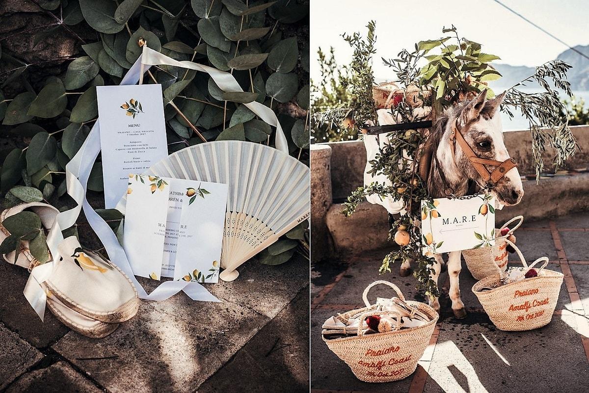 Wedding Planner Amalfi Coast and Puglia.
