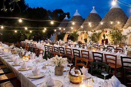 Trulli. Wedding Planner in Amalfi Coast and Puglia. Mr and Mrs Wedding in Italy