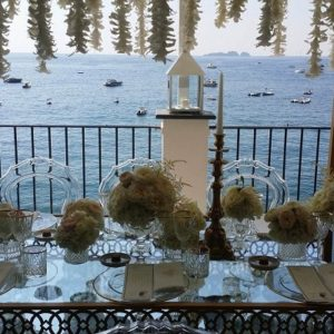3 Rada Restaurant. Wedding Planner in Amalfi Coast and Puglia. Mr and Mrs Wedding in Italy