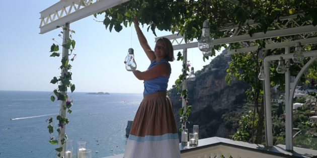 Ines Napolitano, Wedding Planner on the Amalfi Coast and Puglia