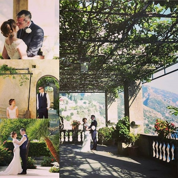 7 Villa Magia Wedding Planner in Amalfi Coast and Puglia. Mr and Mrs Wedding in Italy