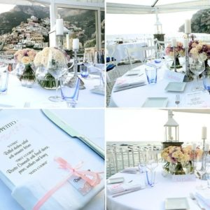 8 Rada Restaurant. Wedding Planner in Amalfi Coast and Puglia. Mr and Mrs Wedding in Italy
