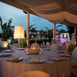6 Coccaro Beach Club. Puglia. Wedding Planner in Amalfi Coast and Puglia. Mr and Mrs Wedding in Italy