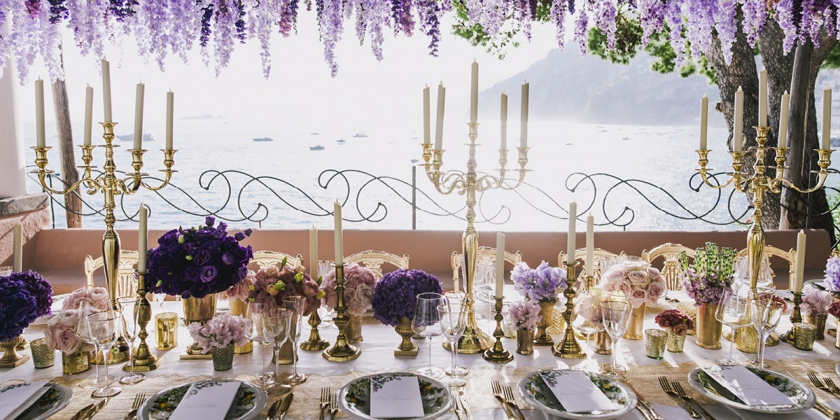 Villa Tre Ville. Positano. Wedding Planner in Amalfi Coast and Puglia. Mr and Mrs Wedding in Italy