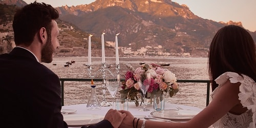 Engagement. Cerimonies. Wedding Planner in Amalfi Coast and Puglia. Mr and Mrs Wedding in Italy