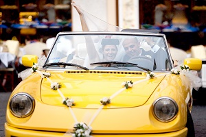 Transport. Services. Wedding Planner in Amalfi Coast and Puglia. Mr and Mrs Wedding in Italy