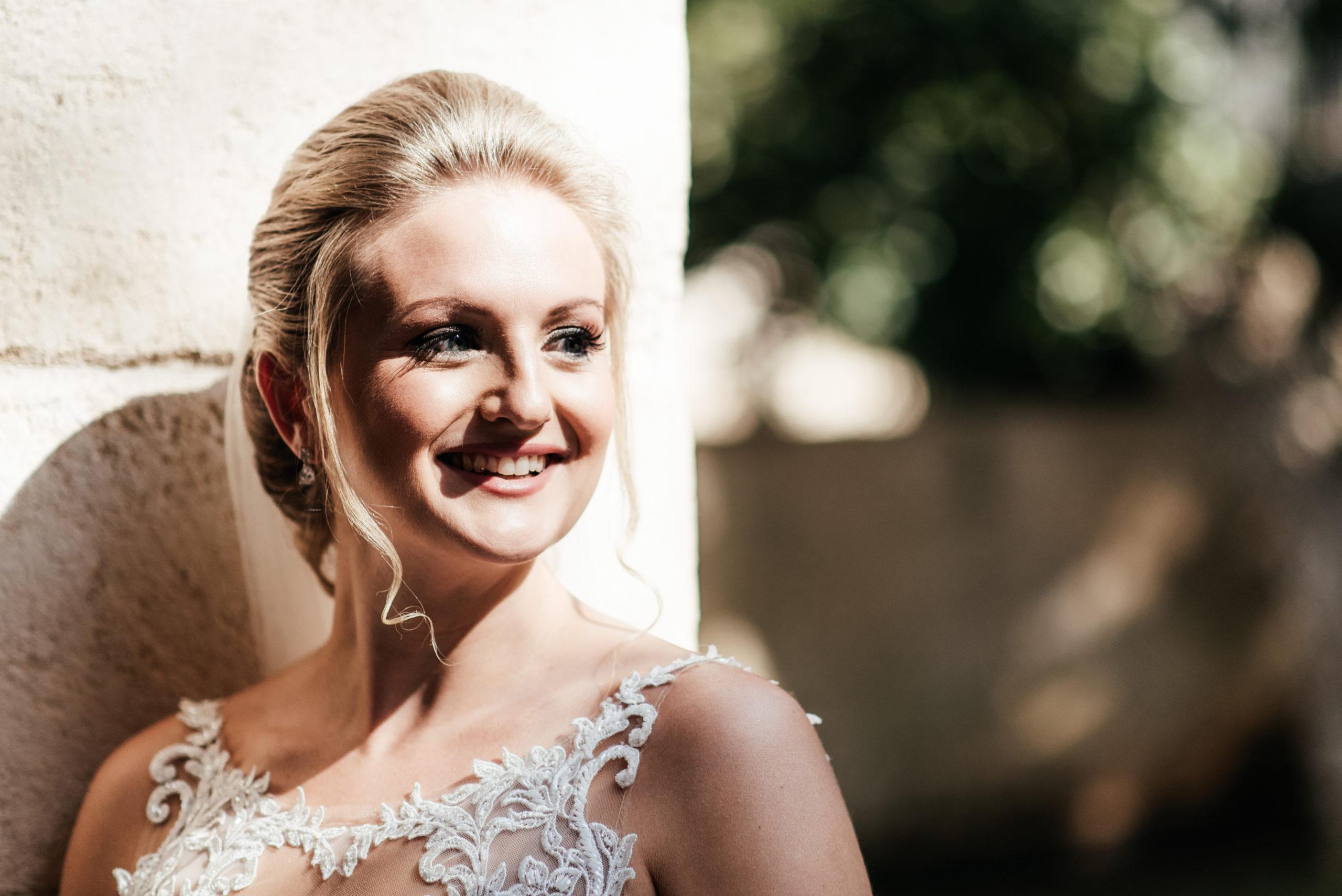 Amanda, the bride