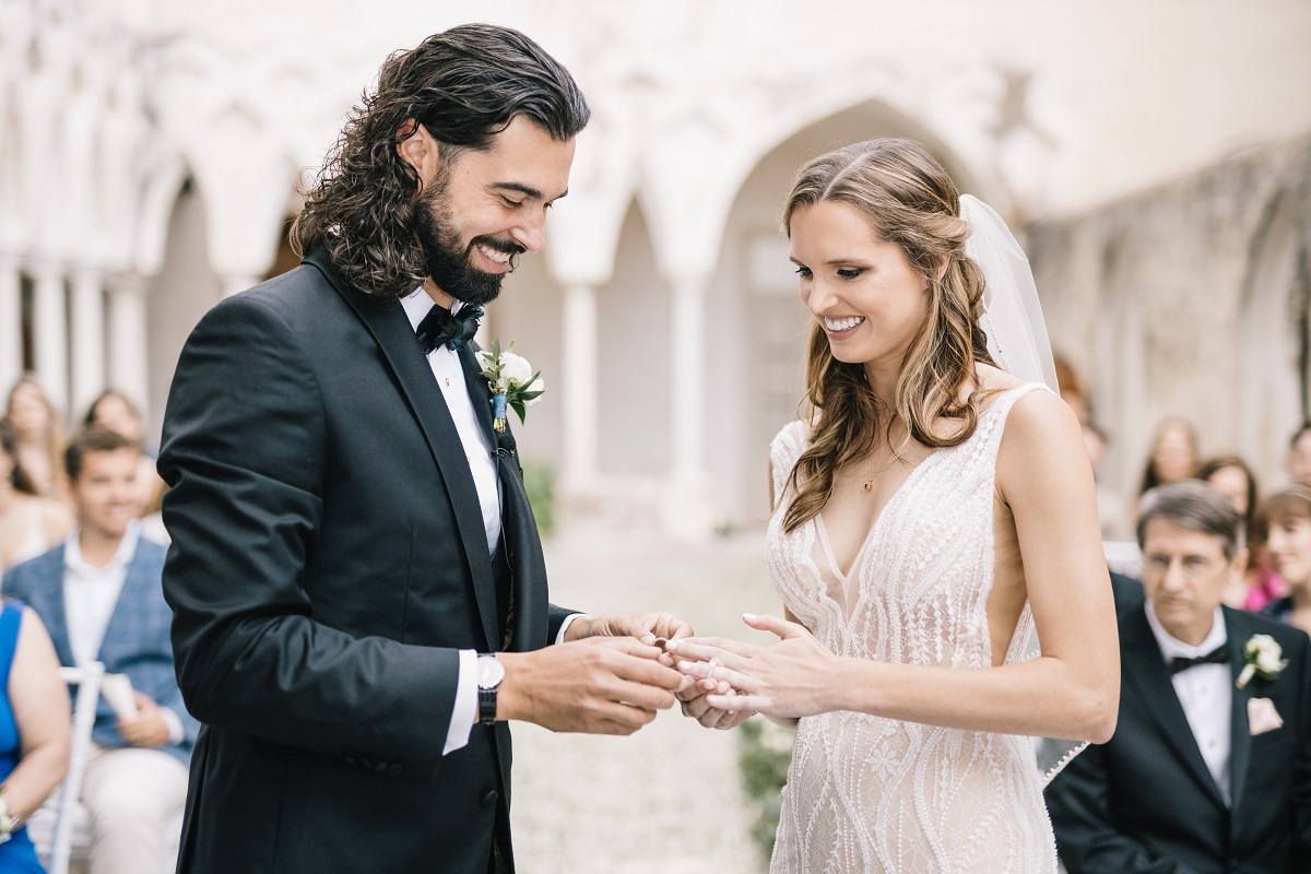 Peter and Kristan Wedding in Amalfi NH Grand Hotel (11)