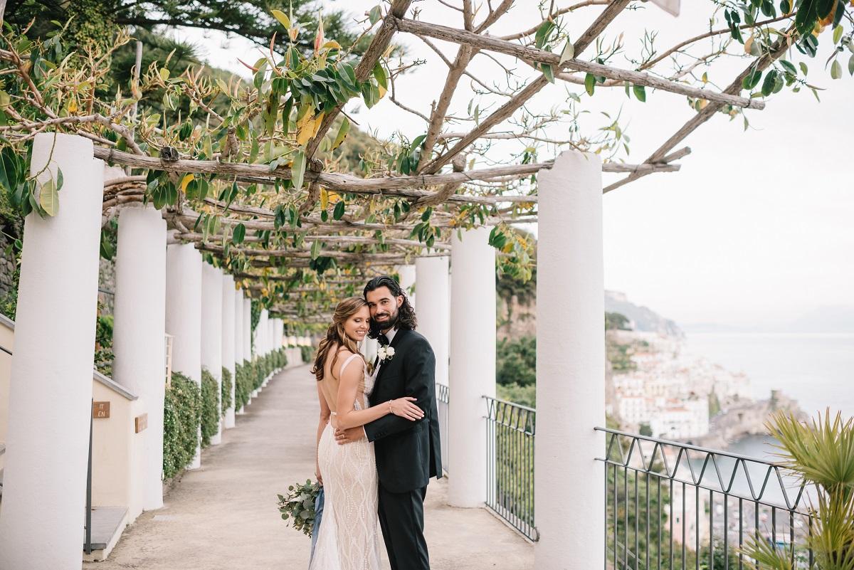 Peter and Kristan Wedding in Amalfi NH Grand Hotel (15)