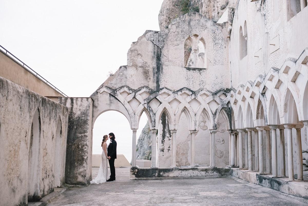 Peter and Kristan Wedding in Amalfi NH Grand Hotel (16)