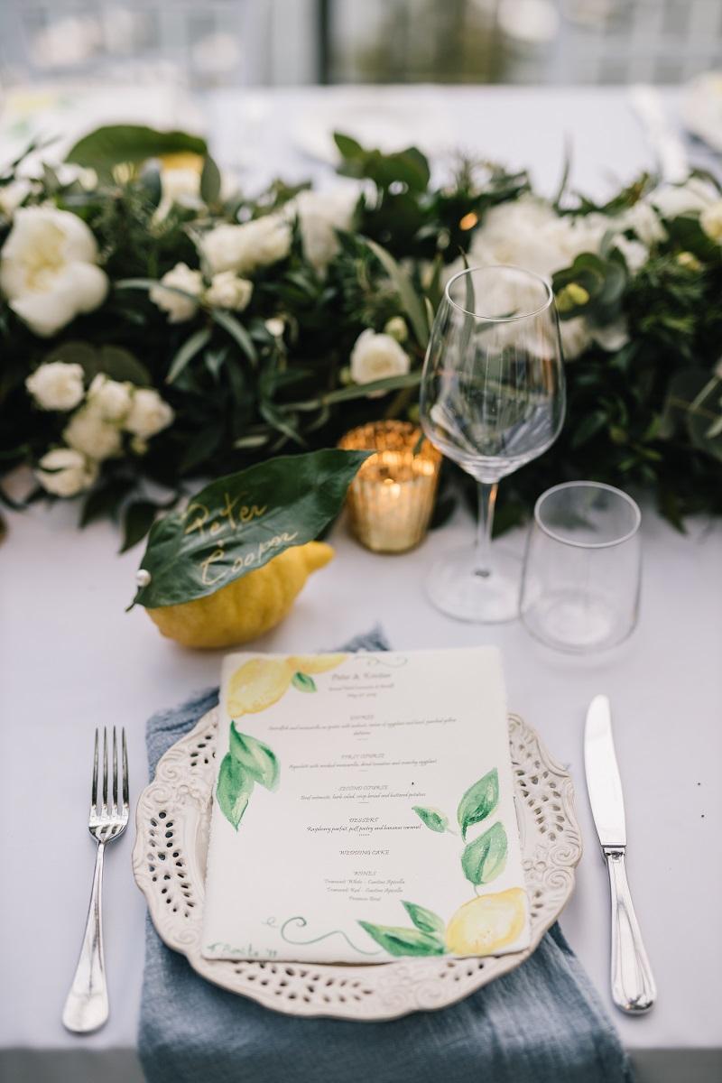 Peter and Kristan Wedding in Amalfi NH Grand Hotel (17)