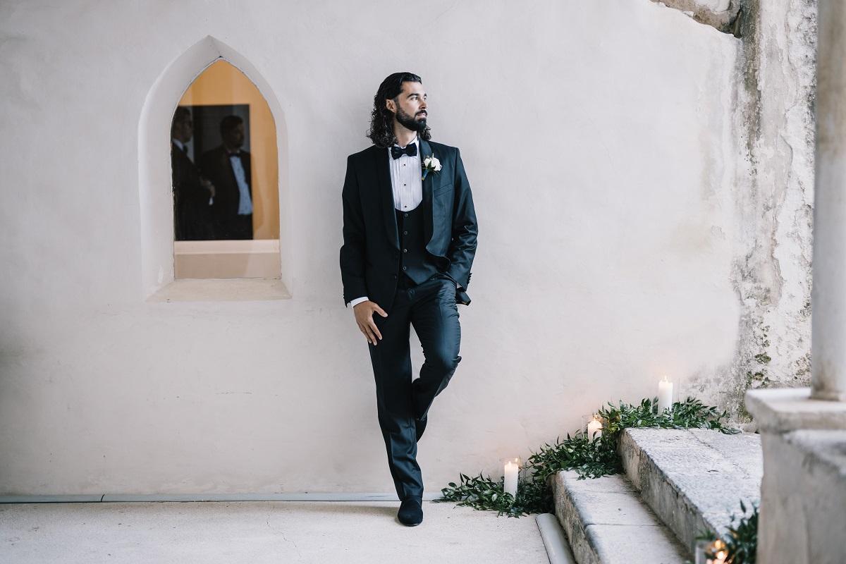Peter and Kristan Wedding in Amalfi NH Grand Hotel (6)