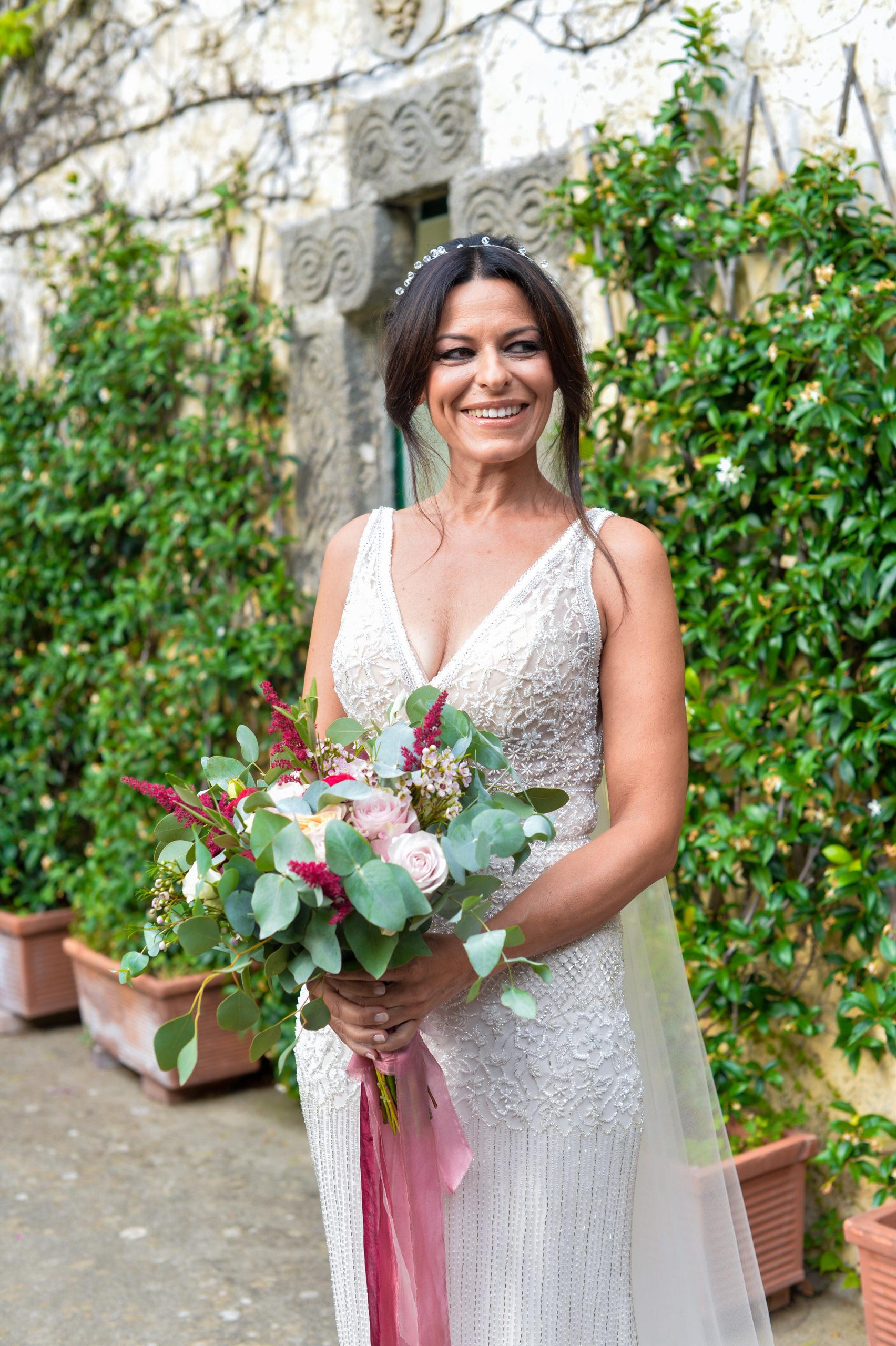 Daniela the bride - Ravello wedding (11)