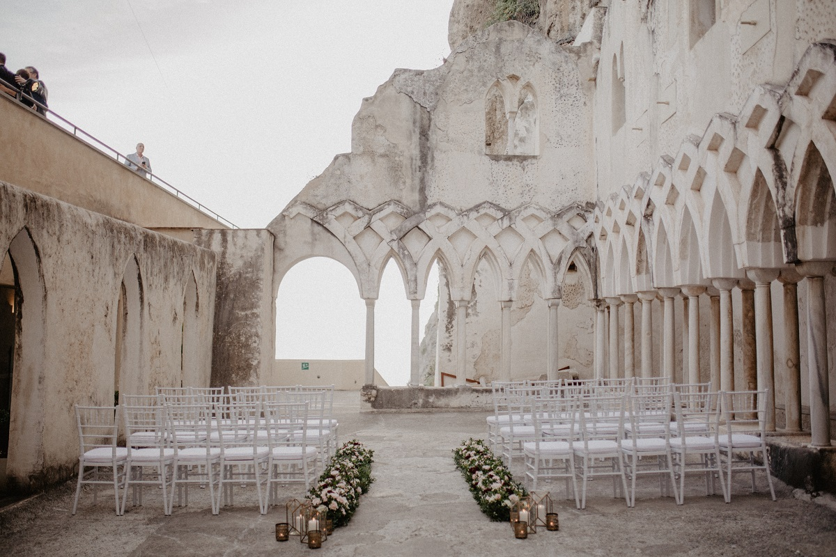 Shannon and Ross Wedding in Amalfi- the civil ceremony