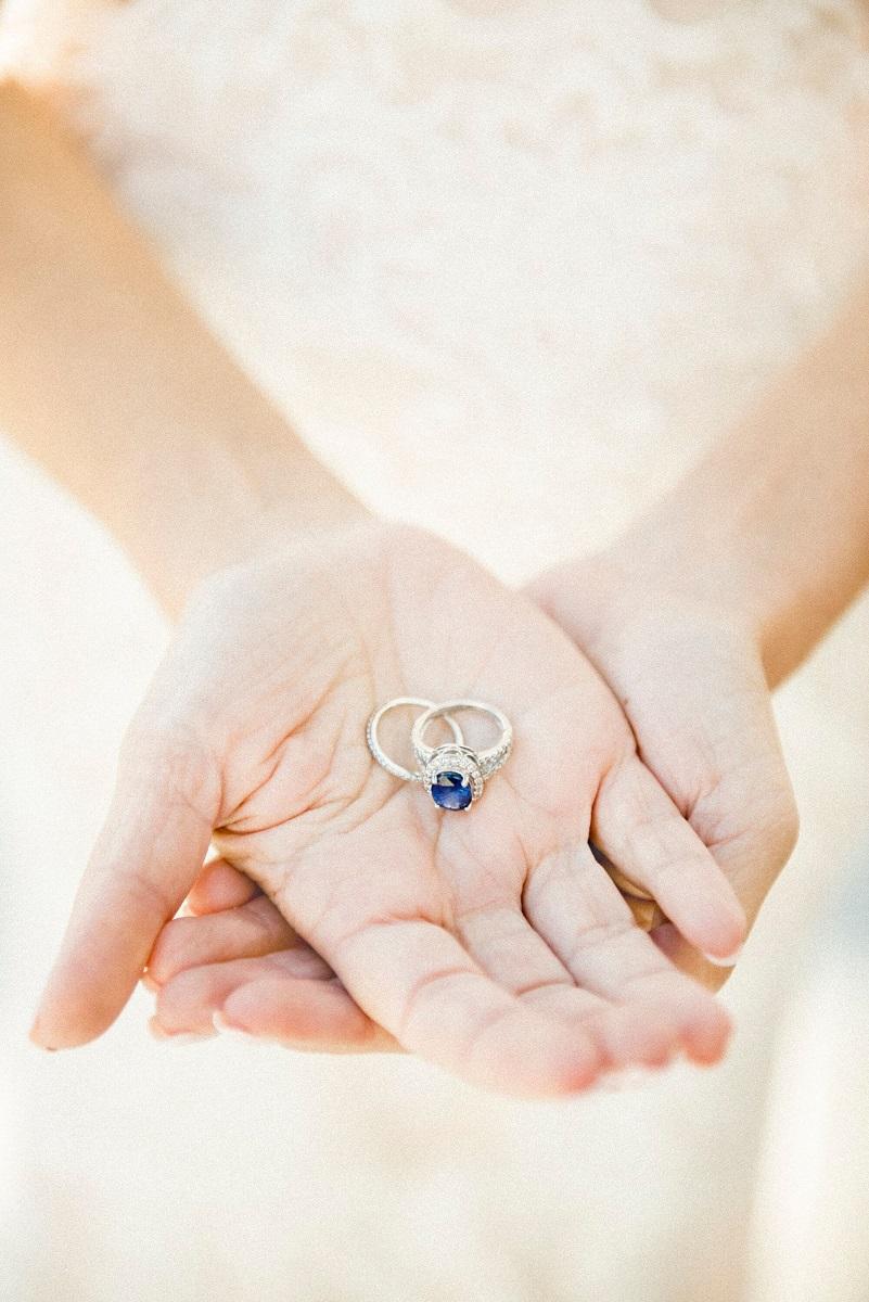 Jessica & Stephen wedding ring in Positano Italy
