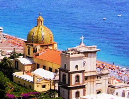 Your church ceremony on the Amalfi Coast