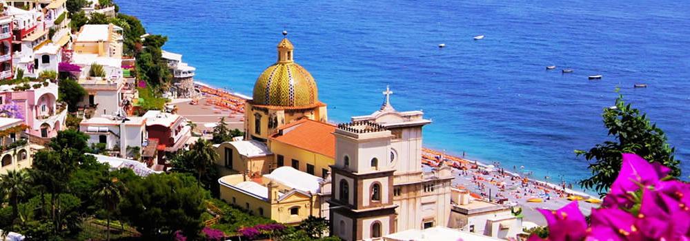 Your church ceremony on the Amalfi Coast