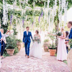 Palazzo Confalone wedding on the Amalfi Coast