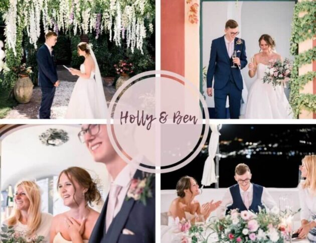 Holly and Ben review Mr and Mrs Wedding in Italy