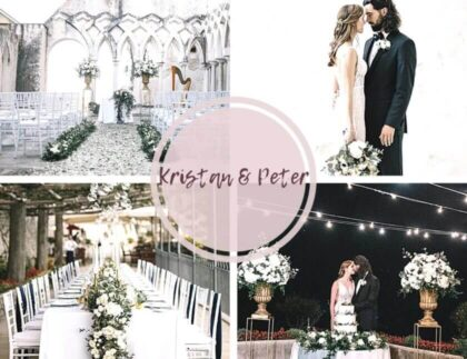 Kristan and Peter review Mr and Mrs Wedding in Italy