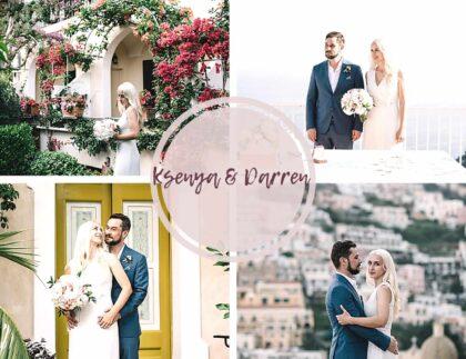 Ksenya and Darren