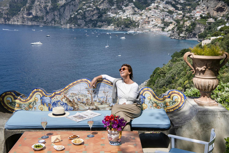 Italy - Campania - Positano, Amalfi Coast