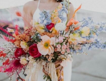 The bridal bouquet: how to choose the right one?
