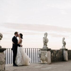 12 Villa Cimbrone. Ravello. Wedding Planner in Amalfi Coast and Puglia. Mr and Mrs Wedding in Italy