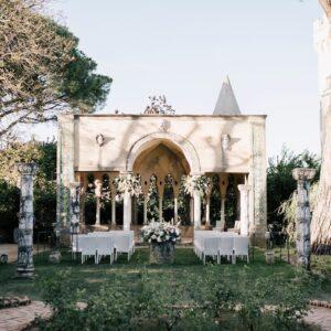 4 Villa Cimbrone. Ravello. Wedding Planner in Amalfi Coast and Puglia. Mr and Mrs Wedding in Italy