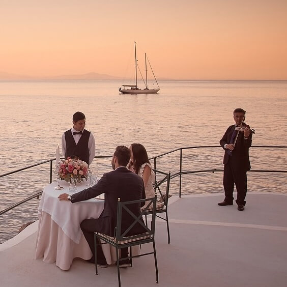 Events on the Amalfi Coast Ines Napolitano wedding planner Mr and Mrs Wedding in Italy