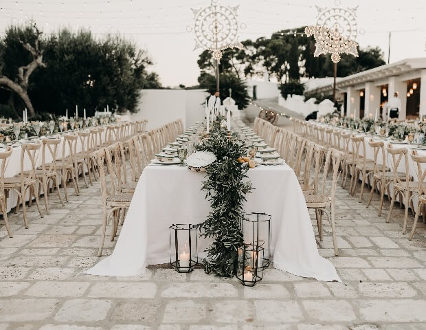 Exclusive weddings in Puglia Mr and Mrs wedding in Italy