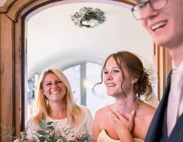 Ines Napolitano wedding planner Amalfi Coast and Puglia mr and mrs wedding in Italy