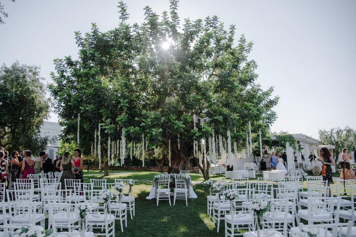 Masseria Don Luigi - Puglia - Mr and Mrs Wedding in Italy - cover