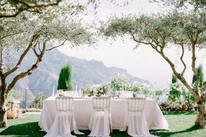 Outdoor wedding venues Amalfi Coast and Puglia Mr and Mrs Wedding in Italy