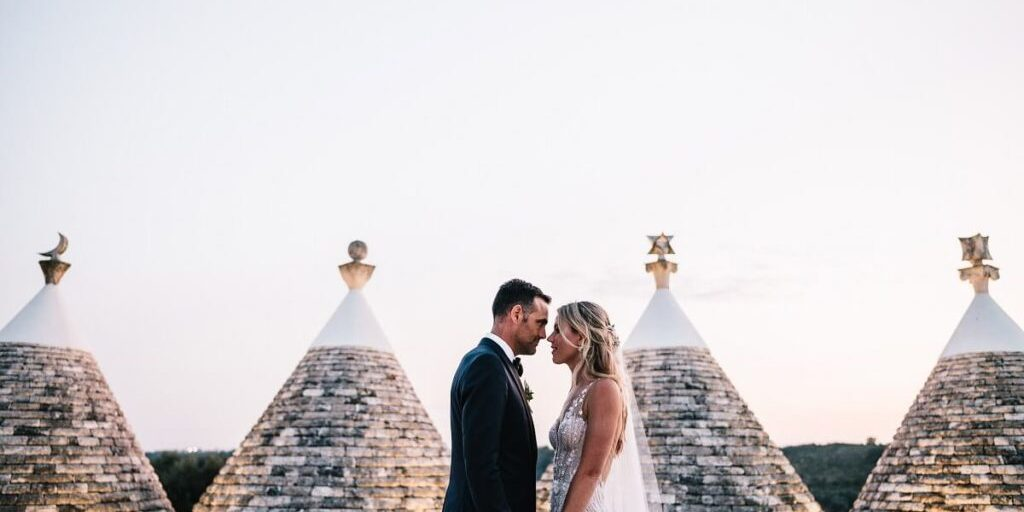 Masseria Grieco - Apulia wedding - Mr and Mrs Wedding in Italy - cover