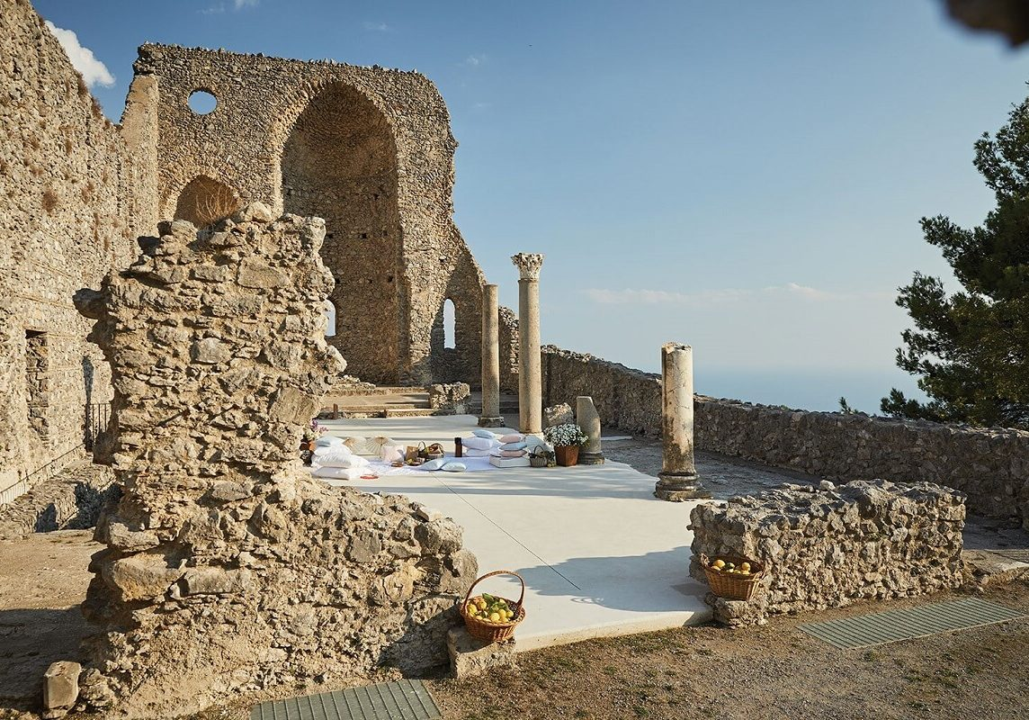 Sant'Eustachio. Amalfi Coast. Wedding Planner in Amalfi Coast and Puglia. Mr and Mrs Wedding in Italy