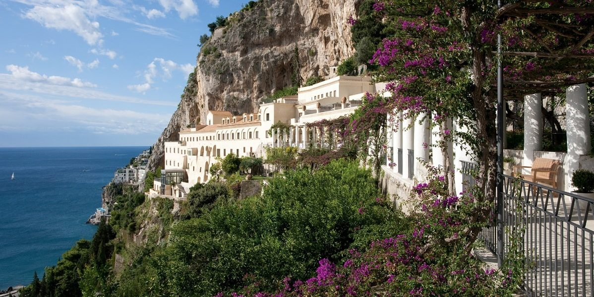 Nh Convento Amalfi. Wedding Planner in Amalfi Coast and Puglia. Mr and Mrs Wedding in Italy