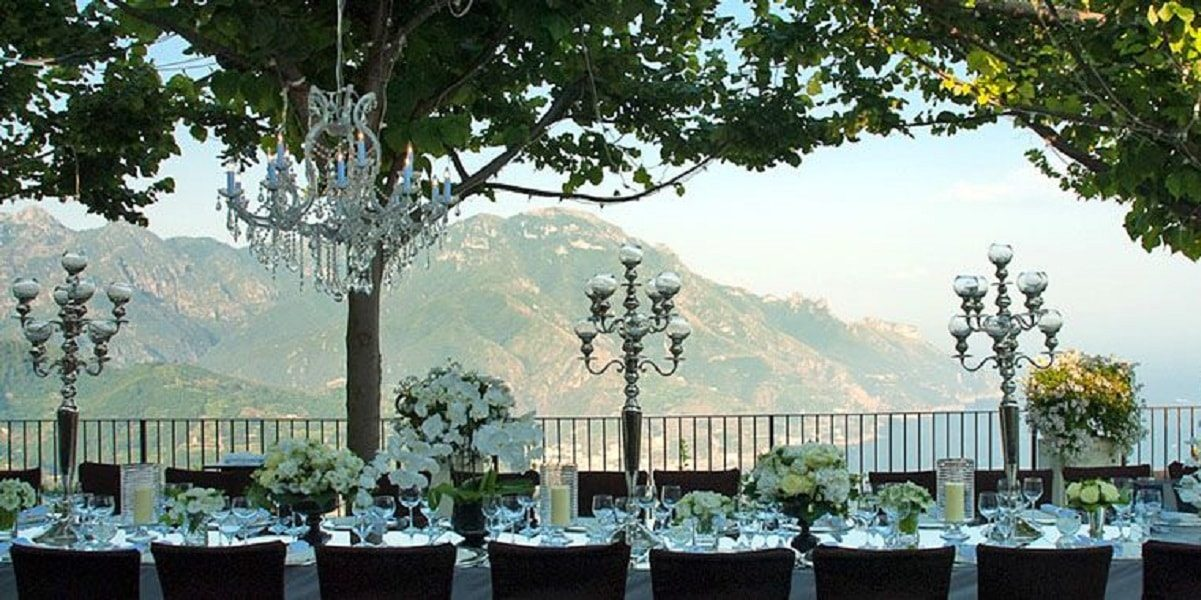 Villa Eva. Gardens. Wedding Planner in Amalfi Coast and Puglia. Mr and Mrs Wedding in Italy
